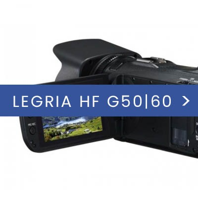LEGRIA HF G50/60