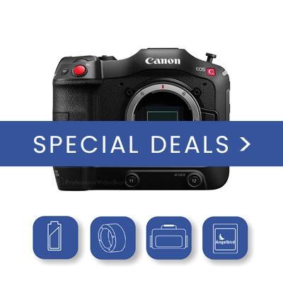 Canon - Special Deals