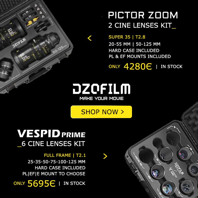 Dzofilm Pictor | Vespid Lenses