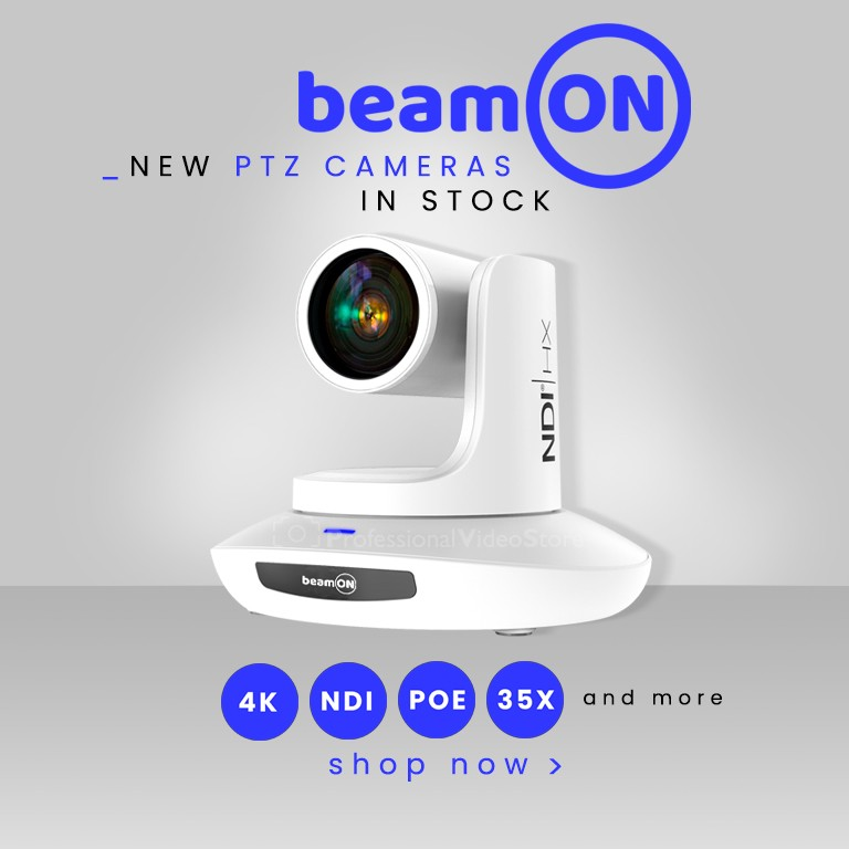 Beamon PTZ Cameras